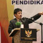 Kepala Badan Pembinaan Ideologi Pancasila (BPIP) Prof. Drs. K.H. Yudian Wahyudi, M.A., Ph.D