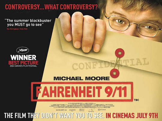 Farenheit 9/11 (2004)