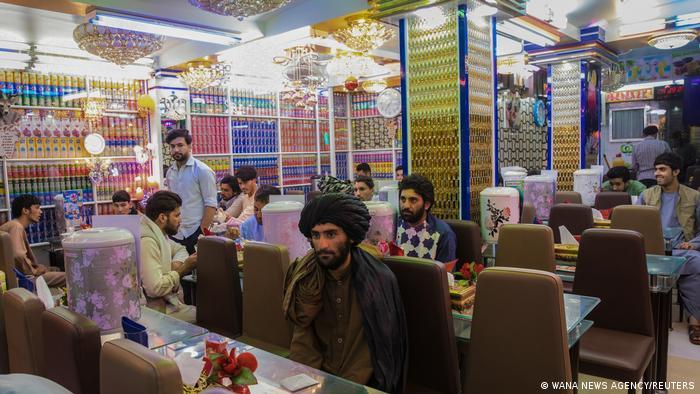 Aktivitas laki-laki di Afganistan