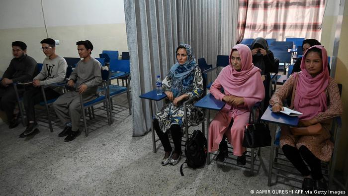 Pemisahan anara laki-laki dan perempuan di Afganistan