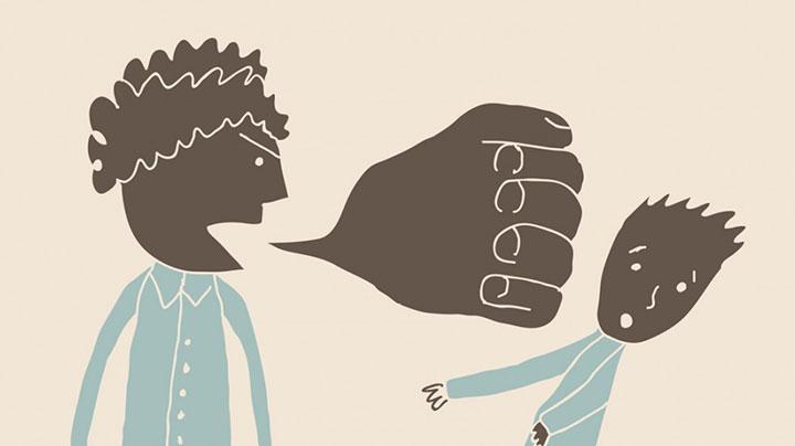 kekerasan verbal
