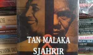 Cover Buku Tan Malaka dan Sjahrir dalam Kemelut Sejarah