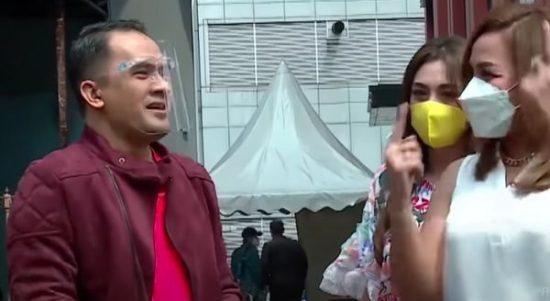 Saipul Jamil di Acara TV