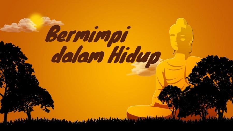 Ilustrasi Buddha Wacana