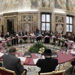 Sekretaris Umum PP Muhammadiyah, Abdul Mu'ti di pertemuan pemimpin agama dunia di Vatikan