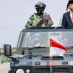 Pelantikan Komcad Oleh Presiden: Gaya Baru Produk Orde Baru