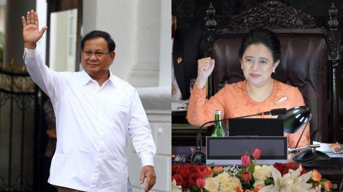 Survei SMRC: PDIP Berat Untuk Memenangkan Prabowo - Sumber Foo: tribunnews